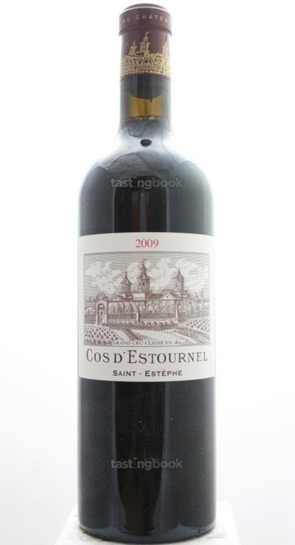 Château Cos d'Estournel 2009 Château Cos d'Estournel | Your