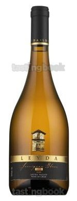 White wine, Leyda Sauvignon Blanc Lot 4 2010