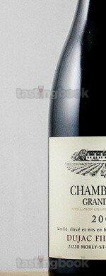 Red wine, Chambertin 2018