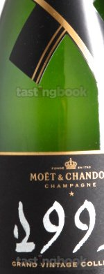 Sparkling wine, Grand Vintage Collection 1995
