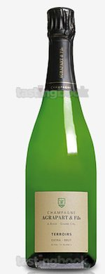 Sparkling wine, Brut Blanc de Blancs Grand Cru Terroirs NV (00's)