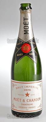 Sparkling wine, Brut Impérial 1975