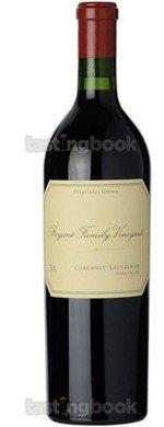 Unknown type, Bryant Family Vineyard Cabernet Sauvignon 2014