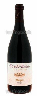 Red wine, Prado Enea Gran Reserva 2011