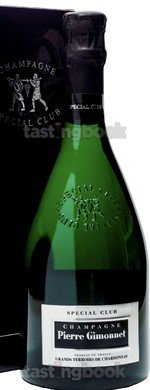Sparkling wine, Special Club 'Grands Terroirs de Chardonnay' 2010