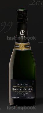 Sparkling wine, Brut Millésimé 2004