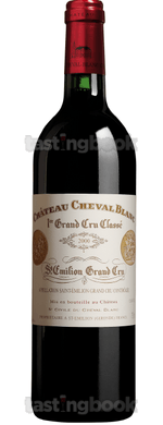 Red wine, Cheval Blanc 2000