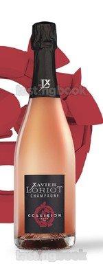 Sparkling wine, Collision Meunier Rosé  NV (10's)