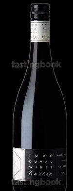 Red wine, Entity Shiraz 2006