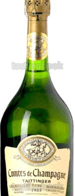 Sparkling wine, Comtes de Champagne 1985