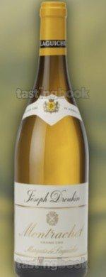 White wine, Montrachet Marquis de Laguiche 2010