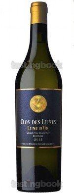 White wine, Lune d'Or 2012