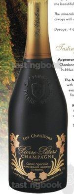 Sparkling wine, Cuvée Spéciale Les Chétillons Le Mesnil 2005