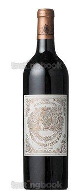 Red wine, Château Pichon-Longueville Baron 2015