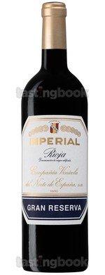 Red wine, Imperial Gran Reserva 2011