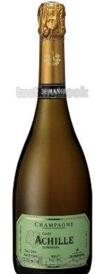 Sparkling wine, Cuvée Achille Brut Nature NV (10's)