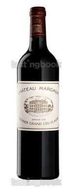 Red wine, Château Margaux 2018