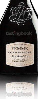 Sparkling wine, Femme de Champagne Brut Grand Cru NV (10's)