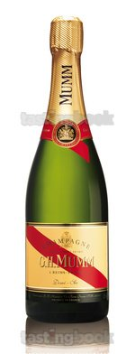 Sparkling wine, Cordon Rouge Demi-Sec NV (00's)