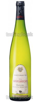 White wine, Riesling Grand Cru Muenchberg 2010