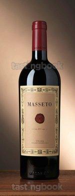 Red wine, Masseto 2011