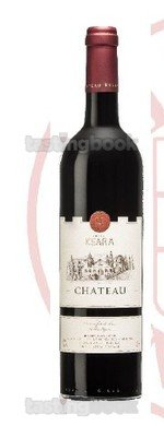 Red wine, Château Ksara  2008