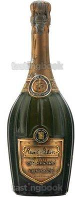 Sparkling wine, Cuvée R. Lalou 1969