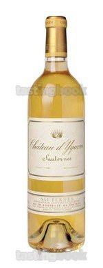Sweet wine, d'Yquem 2010