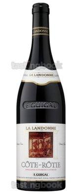 Red wine, Côte-Rôtie La Landonne 2009