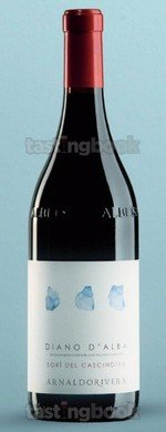 Red wine, Diano d'Alba Sorì del Cascinotto 2015