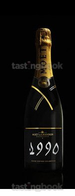 Sparkling wine, Grand Vintage Collection 1990