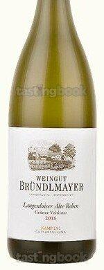 White wine, Langenloiser Alte Reben Grüner Veltliner 2018