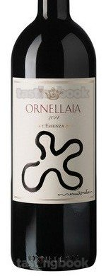 Red wine, Ornellaia 2014