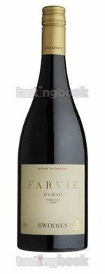 Red wine, Farvie Syrah 2019