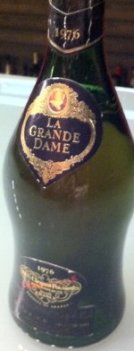 Sparkling wine, La Grande Dame 1976