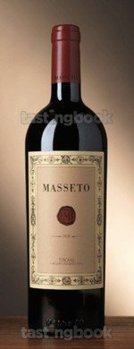 Red wine, Masseto 2009