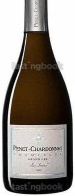 Sparkling wine, 'Les Fervins' Grand Cru 2009