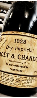 Sparkling wine, Brut Impérial 1928