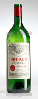Red wine, Pétrus 1990