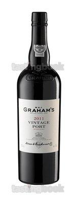 Red wine, Vintage Port 2011
