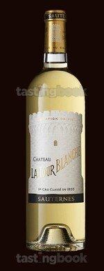 White wine, Château La Tour Blance 2018