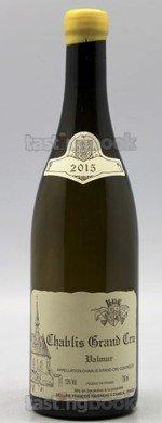 White wine, Chablis Grand Cru Valmur 2015