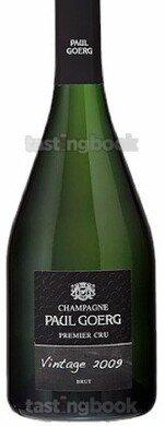 Sparkling wine, Brut Vintage 2009