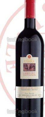 Red wine, Cabernet Sauvignon 2012