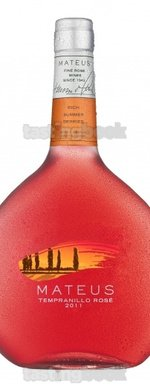 Rosé wine, Rose 2011