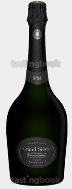 Sparkling wine, Grand Siècle No. 24 (2007, 2006, 2004) NV (10's)