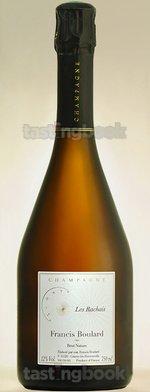 Sparkling wine, Les Rachais 2007