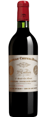 Red wine, Cheval Blanc 1964