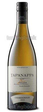 White wine, Tiers Vineyard Chardonnay 2015