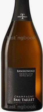 Sparkling wine, Bansionensi Extra-Brut NV (10's)